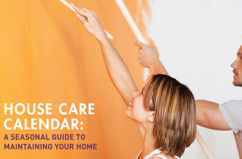 Compadre Brokers House Care Calendar